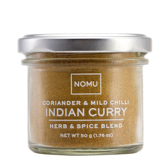 NOMU Cooks Collection Curry Blend