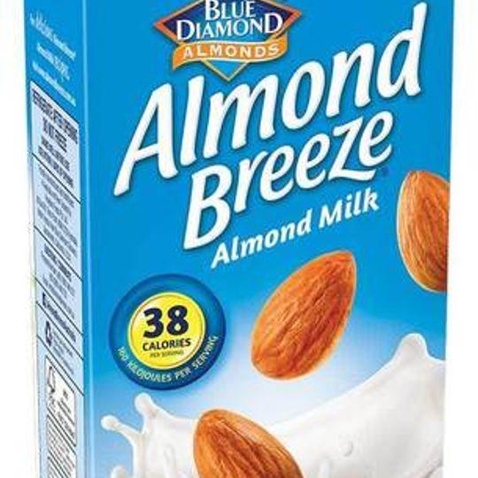 Almond Breeze - Almond Milk (Unsweetened)