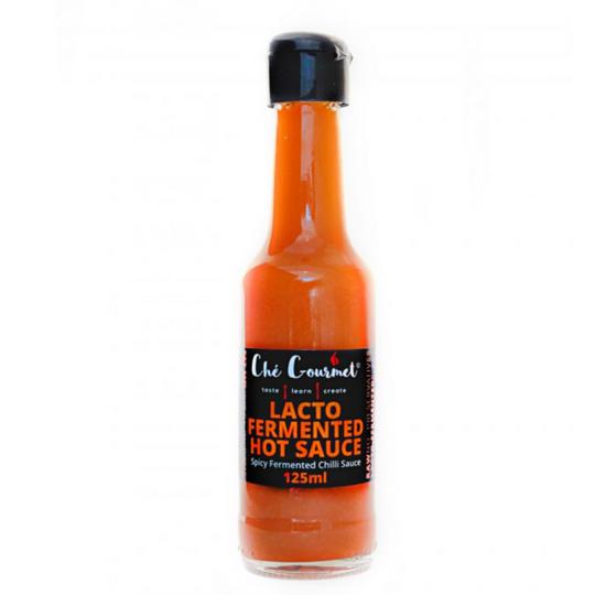 Che Gourmet Fermented Hot Sauce 125ml
