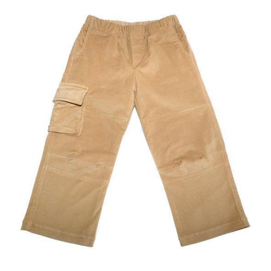 Pants / Boys - Camel Corduroy - M0366