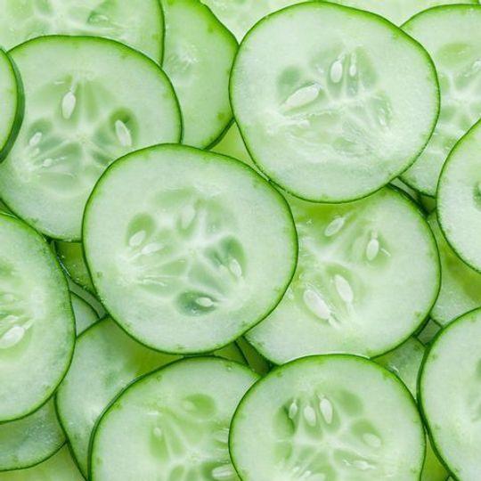 Organically grown Cucumber ( each)