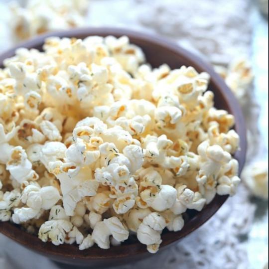 Salt & Vinegar Popcorn (80g)