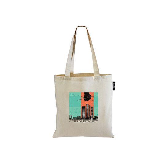 Tote bag - printed