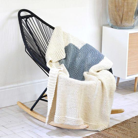 Heart blankets – Homeware