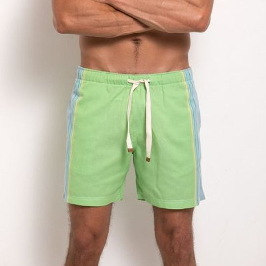 Hipster Shorts - Ali Green (Sale Product)