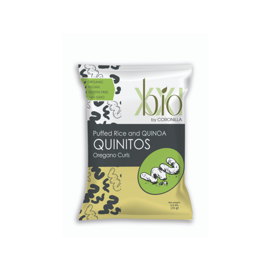 Bio XXI Quinitos - Oregano Curls (70g)