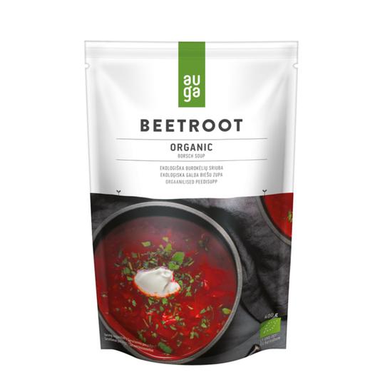 Auga organic beetroot soup 400g