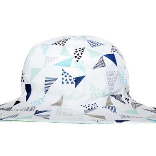 Hat / Boys - Aqua Sails - M0408