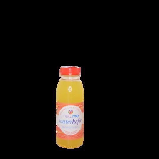 NuMeSA Turmeric Orange Water Kefir (330ml)