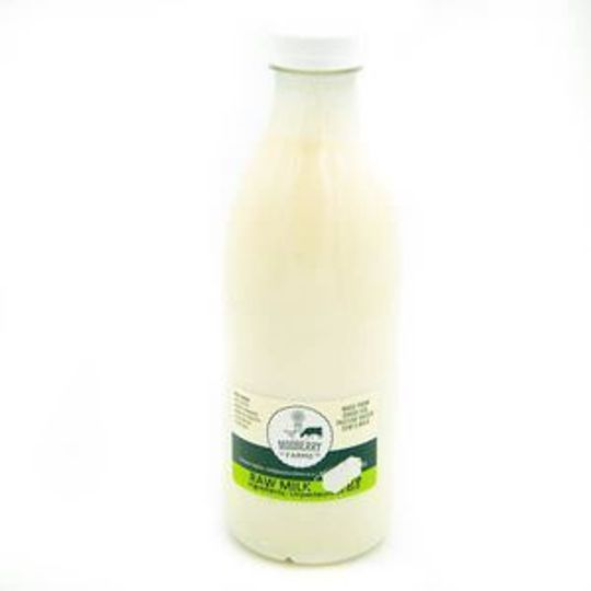 Organic Raw Milk (500ml)