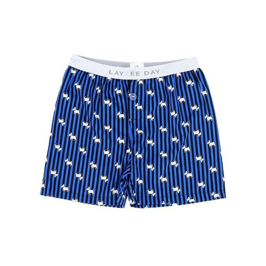 Boys Short Pants (Boxer Shorts) Scotty Dogs