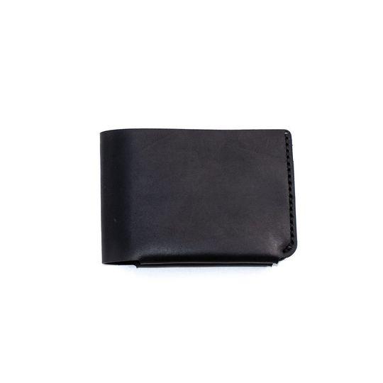The Bifold Wallet - Black