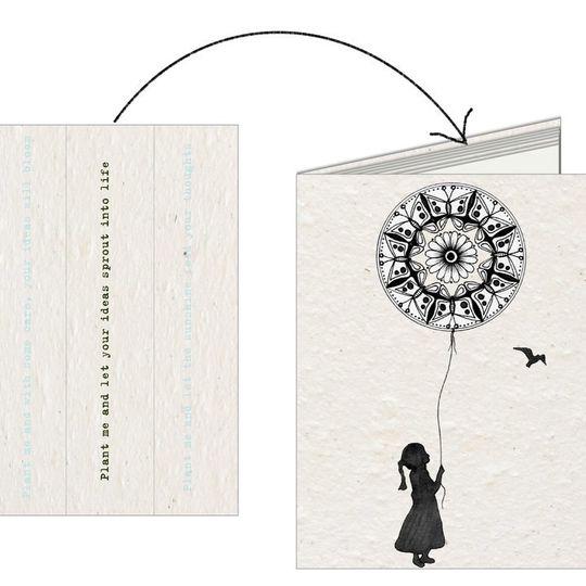 Notebook | Mandala Balloon