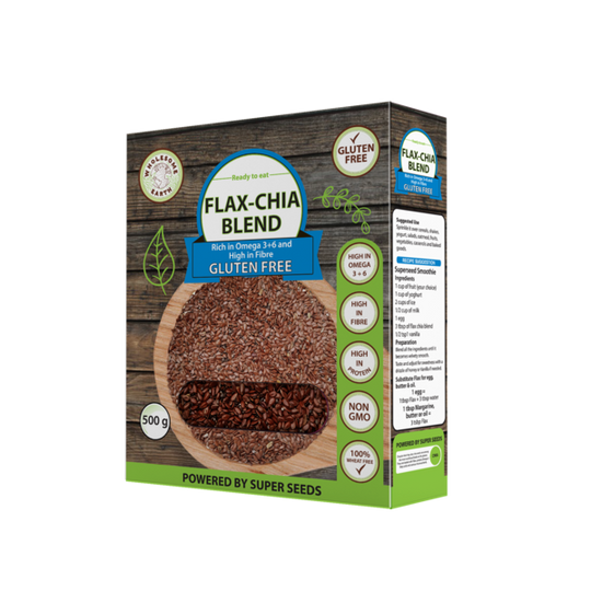 Wholesome Earth Flax Chia Blend