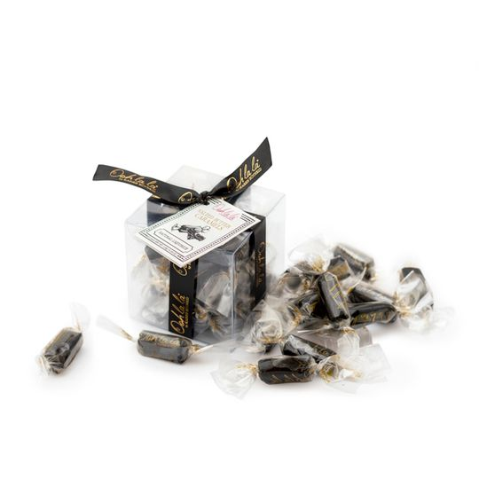 Salted Butter Caramels - Natural Liquorice (20`s)