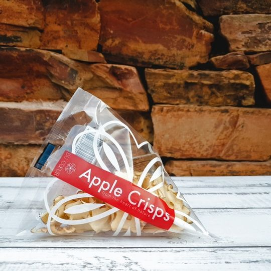 DU COEUR Apple Crisps (20g)