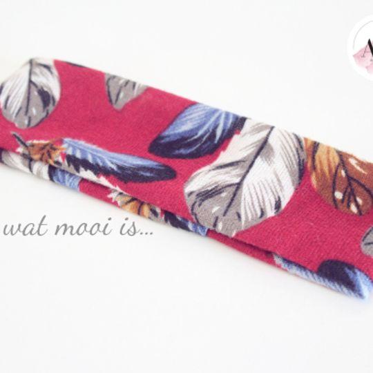 Feather Headband (3 colours)