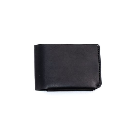The Bifold Wallet - Black