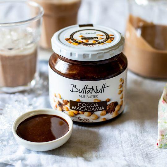 ButtaNutt Cocoa Macadamia 250g