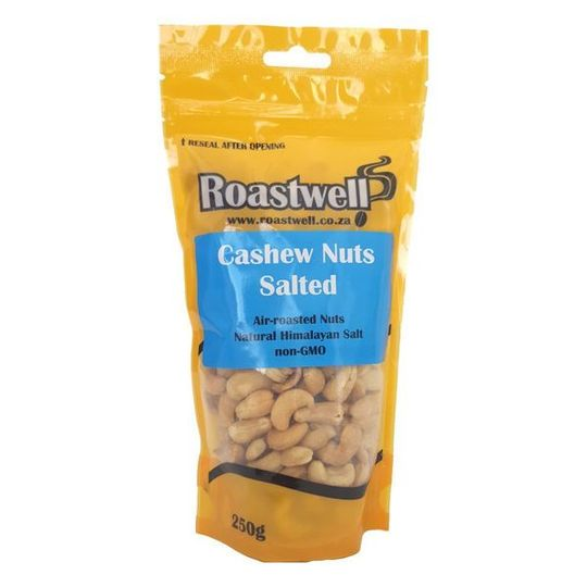 Cashew Nuts Salted (250g)