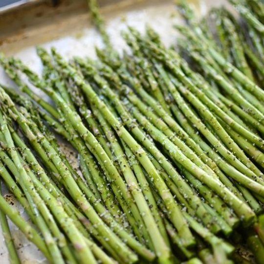 Asparagus Thin Stem