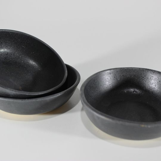 BOWL SMALL CHARCOAL