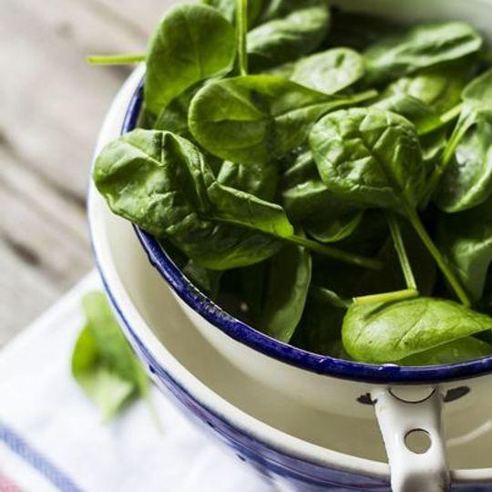 Spinach Baby Leaf (Bag)