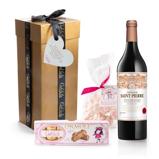 Saint-Pierre Gold Gift Box
