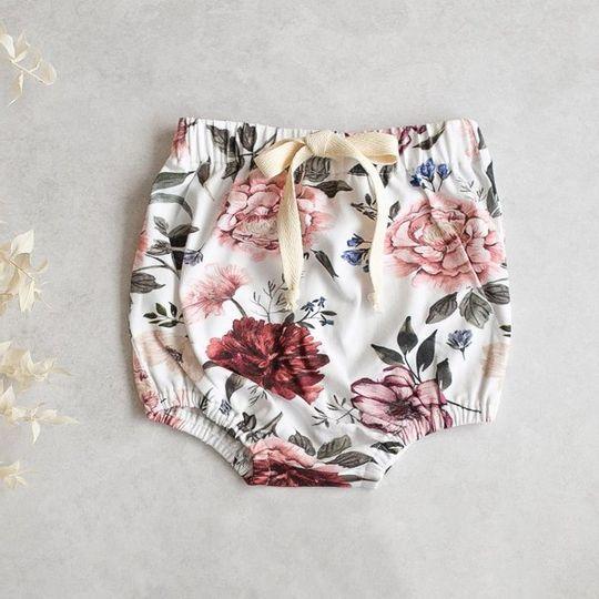 Bloomer - Botanical White
