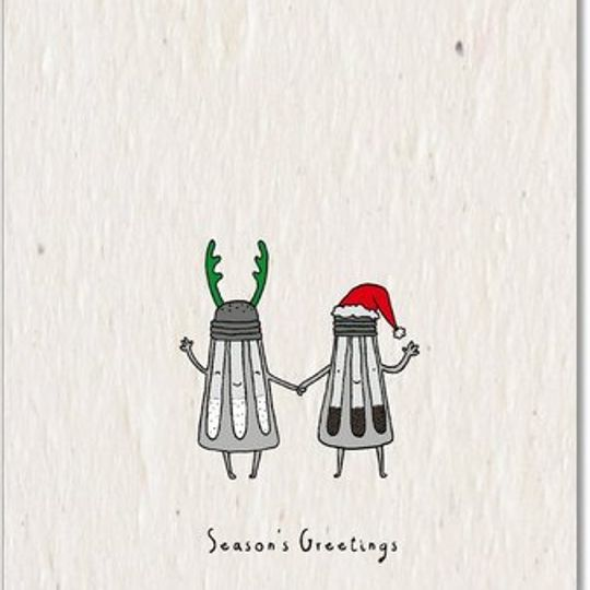 Christmas Card | Season's Greetings