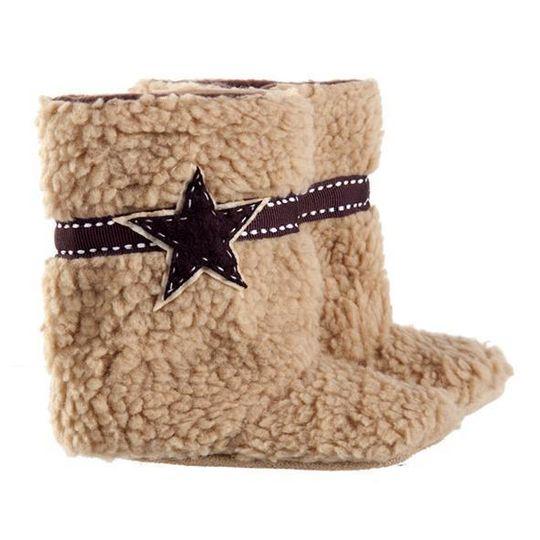 Boots / Unisex - Beige Star - M0081
