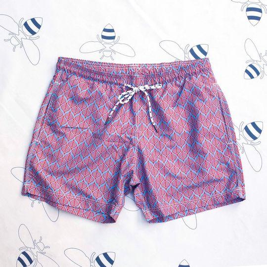 Leafy Drop Shorts
