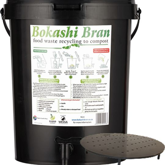 Bokashi Food Recycling Bucket