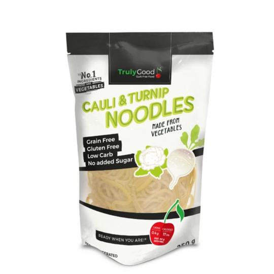 Low carb Turnip & Cauli Noodles (250g)