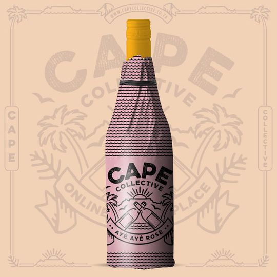 Cape Collective Ayé Ayé Rosé 2020 (6x750ml)