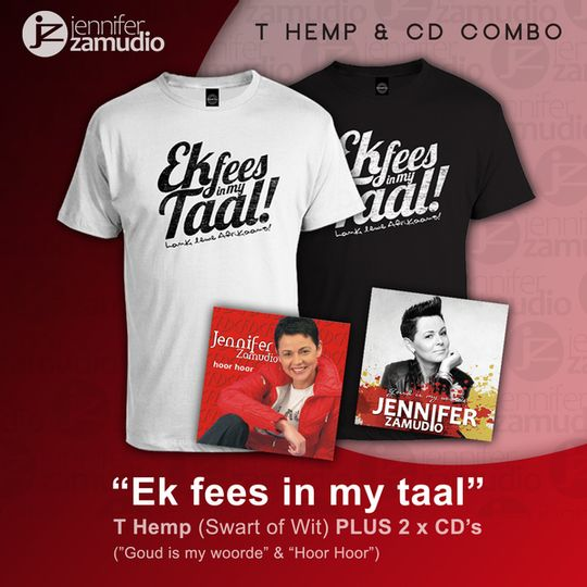 "T HEMP & CD COMBO - ""Ek fees in my Taal"""
