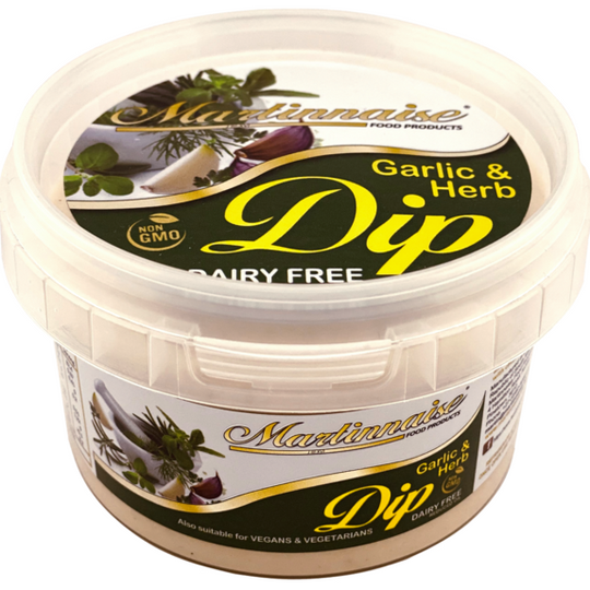 Garlic & Herb Vegan Dip 250g
