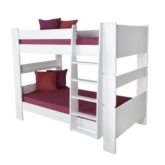 DUETT Bunk Bed (Raised/Full Ladder)