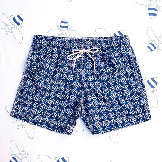 Nautilus Navy Shorts