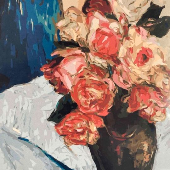 Irma Stern: Still Life with Roses