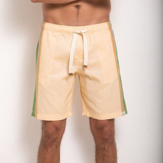 Chief Shorts - Sandy Yellow