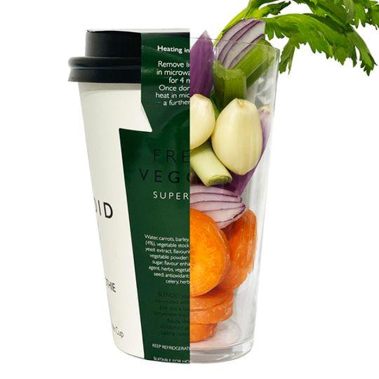 BLENDID Fresh Veggies Soup 350ml