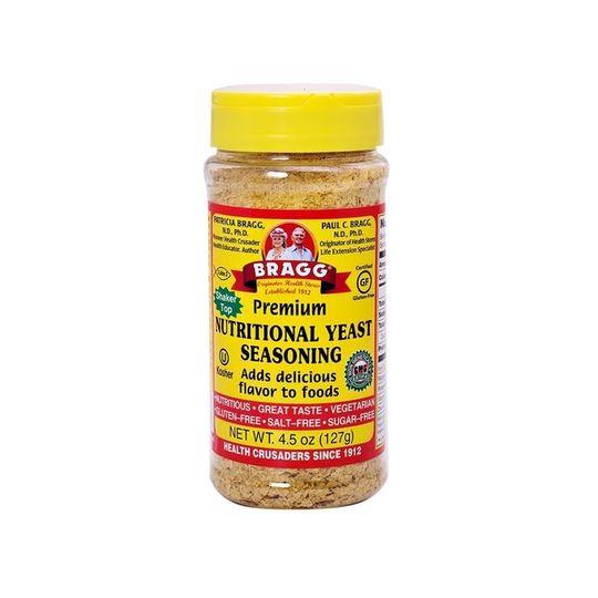 Bragg Organic Premium Nutritional Yeast (127g)