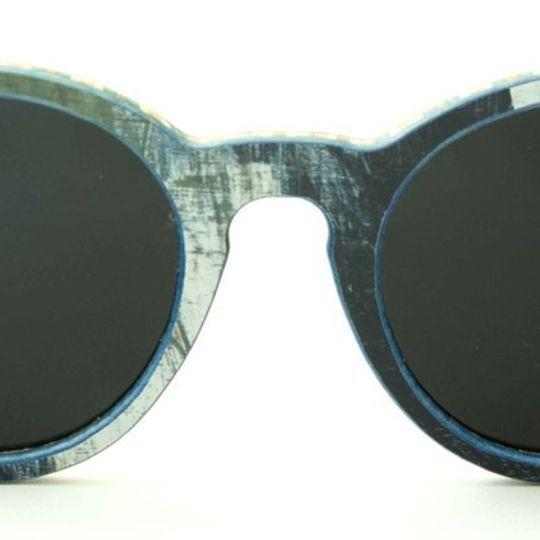 Thruster - Blue White