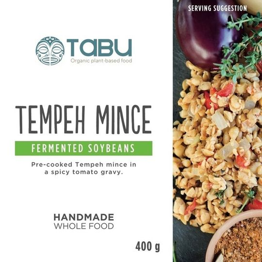 Tempeh Mince ( 400g)