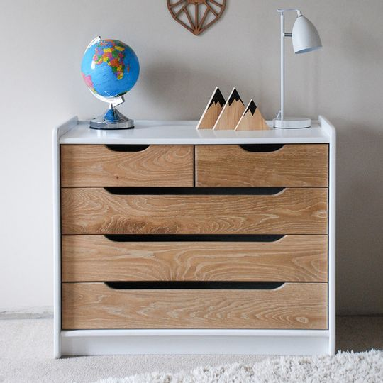 DUETT 5 Drawer Chest