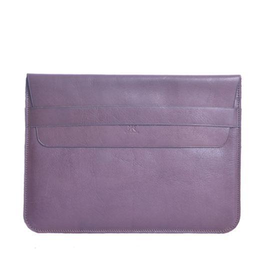 "Leather Laptop Case 13"""