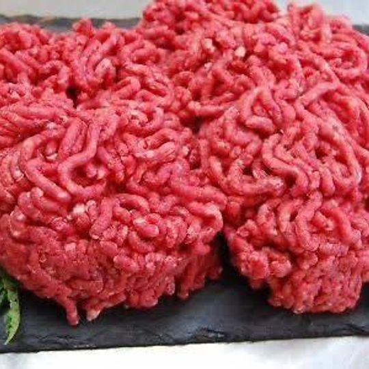 1kg Beef Mince 80/20