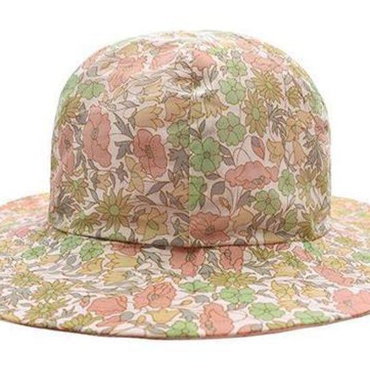 Hat / Girls - Citrus Floral - M0407