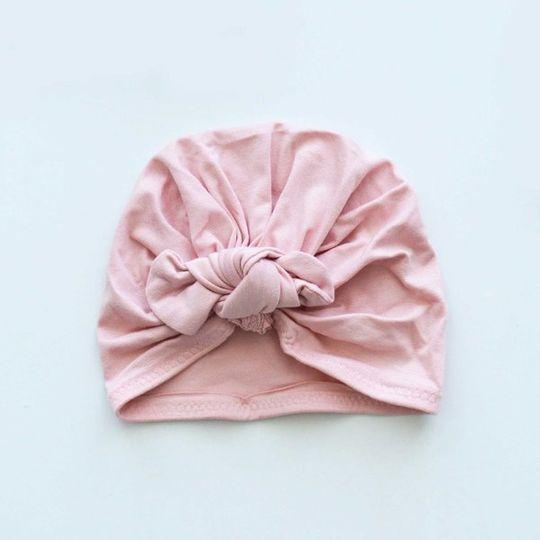 Turban - Blush Pink